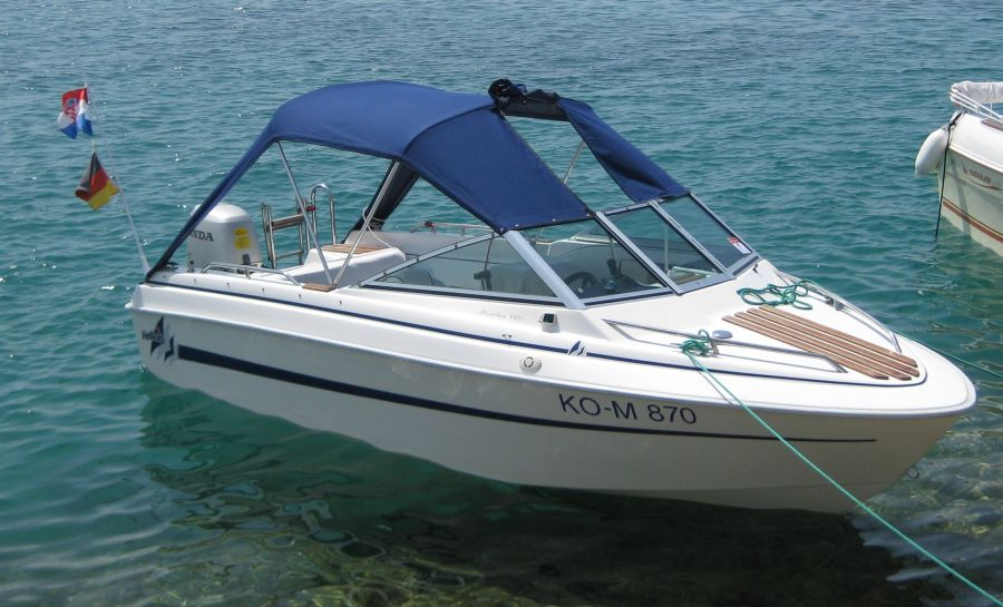 Verkauft Hellwig Marthon V470 Deluxe Komplett Boote